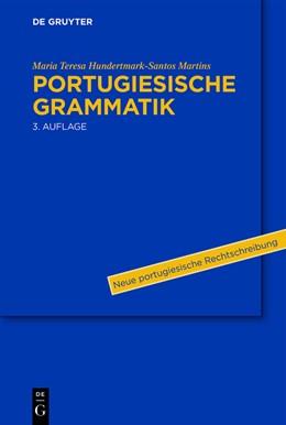 Abbildung von Hundertmark-Santos Martins | Portugiesische Grammatik | 3. Auflage | 2014 | beck-shop.de