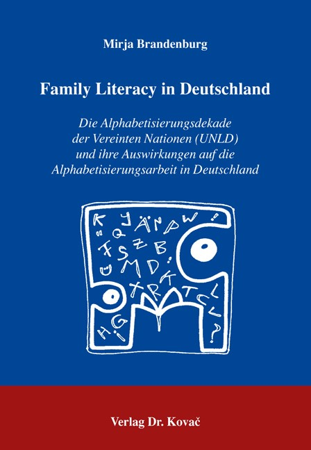 Family Literacy in Deutschland | Brandenburg, 2006 | Buch (Cover)