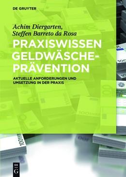 Abbildung von Diergarten / Barreto da Rosa   Praxiswissen Geldwäscheprävention   1. Auflage   2015   beck-shop.de