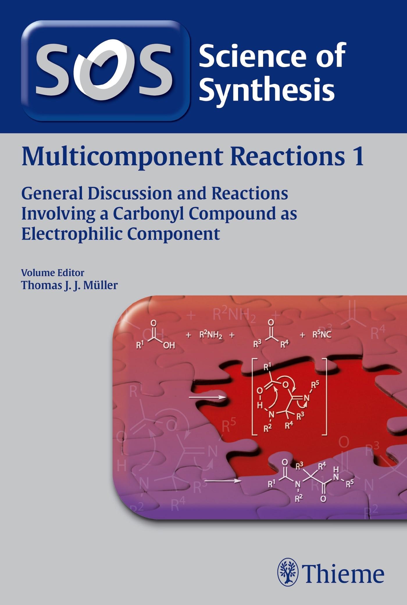 Abbildung von Müller | Science of Synthesis: Multicomponent Reactions Vol. 1 | 1. Auflage | 2014