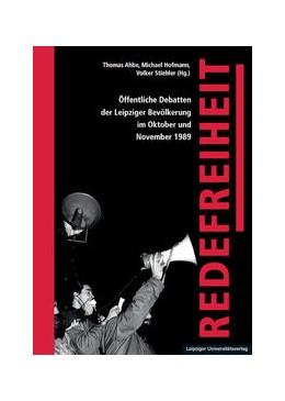 Abbildung von Ahbe / Stiehler / Hofmann | Redefreiheit | 2014 | Öffentliche Debatten der Bevöl...