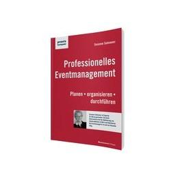 Abbildung von Siekmeier | Professionelles Eventmanagement | 3. Auflage | 2020 | beck-shop.de