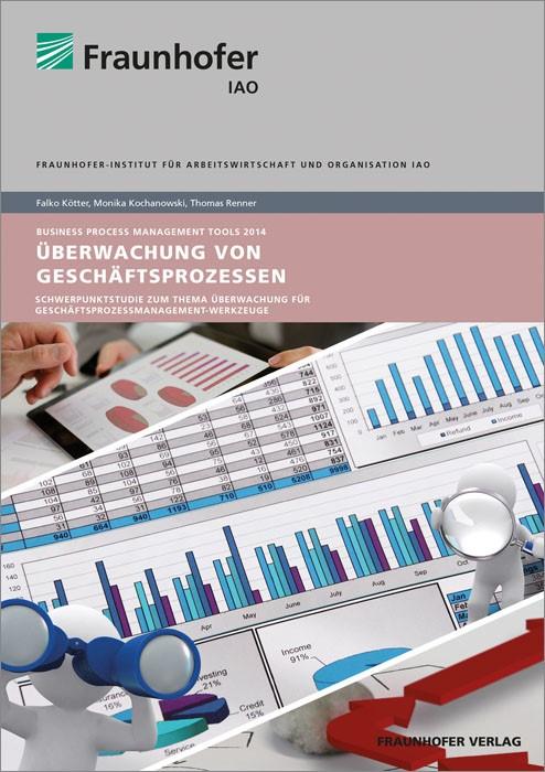 Überwachung von Geschäftsprozessen. | / Weisbecker / Drawehn, 2014 | Buch (Cover)