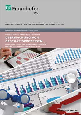 Abbildung von / Weisbecker / Drawehn   Überwachung von Geschäftsprozessen.   2014   Schwerpunktstudie zum Thema Üb...   2