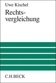 Rechtsvergleichung | Kischel, 2015 | Buch (Cover)