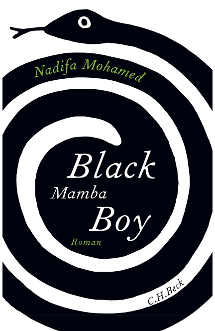 Cover: Nadifa Mohamed, Black Mamba Boy