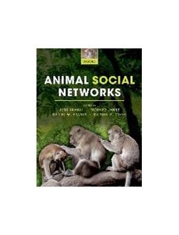 Abbildung von Krause / James | Animal Social Networks | 1. Auflage | 2014 | beck-shop.de