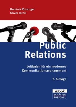 Abbildung von Ruisinger / Jorzik   Public Relations   2. Auflage   2013   beck-shop.de