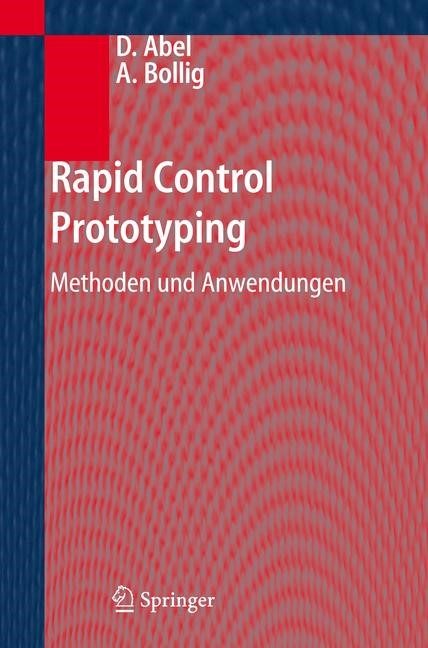 Rapid Control Prototyping | Abel / Bollig, 2006 | Buch (Cover)