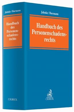 Abbildung von Jahnke / Burmann   Handbuch des Personenschadensrechts   1. Auflage   2016   beck-shop.de