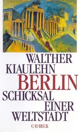 Abbildung von Kiaulehn, Walther | Berlin | 8. Auflage | 1996 | beck-shop.de