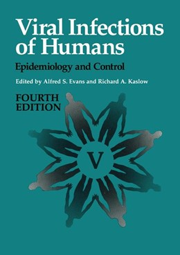 Abbildung von Evans / Kaslow | Viral Infections of Humans | 4th ed. | 1997 | Epidemiology and Control