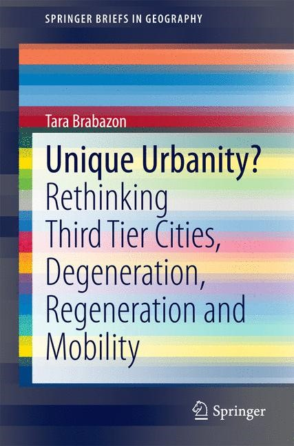 Unique Urbanity?   Brabazon, 2014   Buch (Cover)