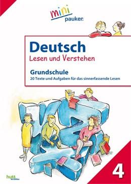 Abbildung von Deutsch - Lesen und Verstehen, Grundschule Klasse 4 | 1. Auflage | 2014 | beck-shop.de