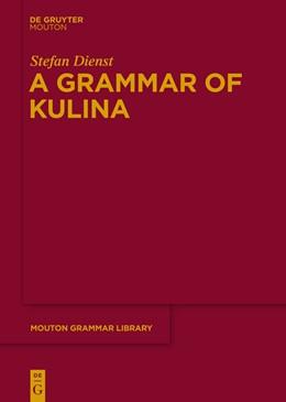 Abbildung von Dienst | A Grammar of Kulina | 1. Auflage | 2014 | 66 | beck-shop.de