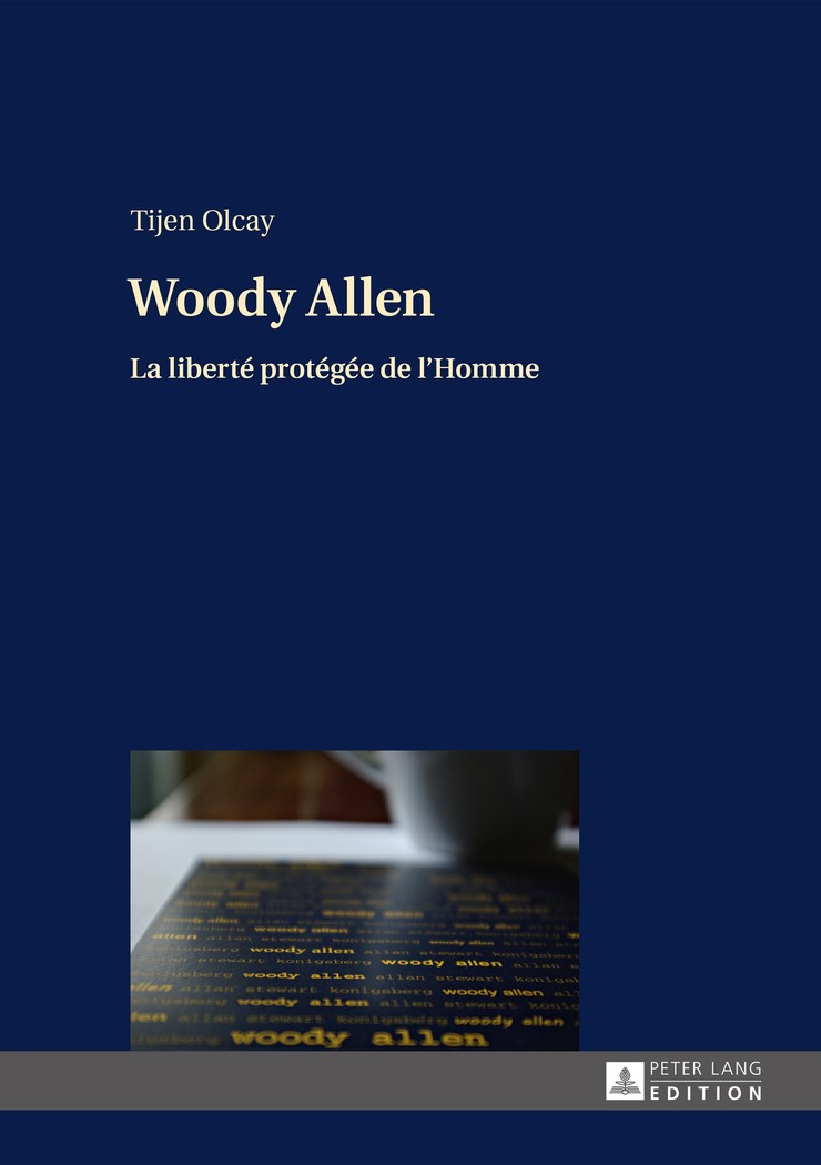 Woody Allen | Olcay, 2014 | Buch (Cover)