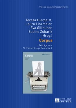 Abbildung von Hiergeist / Zubarik / Gillhuber / Linzmeier | Corpus | 2014 | Beiträge zum 29. Forum Junge R... | 20