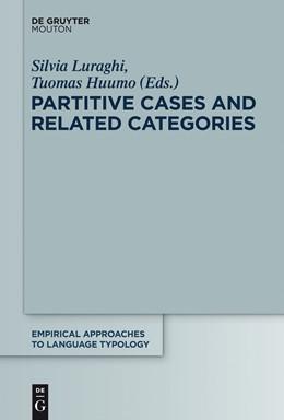 Abbildung von Luraghi / Huumo | Partitive Cases and Related Categories | 1. Auflage | 2014 | 54 | beck-shop.de