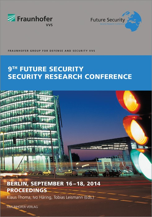 Abbildung von / Thoma / Leismann / Häring | Future Security 2014. | 2014