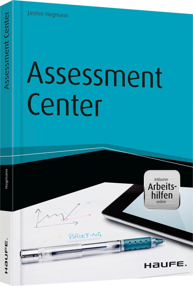 Assessment Center | Hagmann, 2015 (Cover)