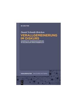 Abbildung von Schmidt-Brücken | Verallgemeinerung im Diskurs | 2015 | Generische Wissensindizierung ... | 9