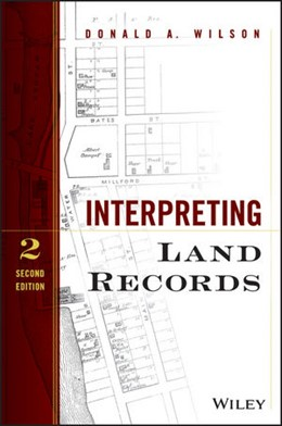 Abbildung von Wilson | Interpreting Land Records | 2015