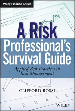 Abbildung von Rossi | A Risk Professional's Survival Guide | 1. Auflage | 2014 | beck-shop.de