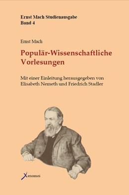 Abbildung von Mach / Nemeth | Populär-Wissenschaftliche Vorlesungen | 5. Auflage | 2014 | beck-shop.de