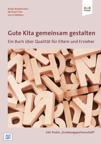 Gute Kita gemeinsam gestalten | Bostelmann / Fink / Möllers, 2015 | Buch (Cover)