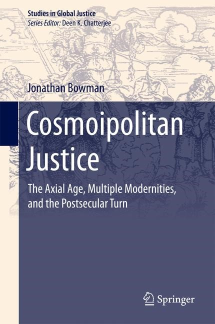 Cosmoipolitan Justice | Bowman, 2015 | Buch (Cover)