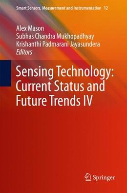 Abbildung von Mason / Mukhopadhyay / Jayasundera   Sensing Technology: Current Status and Future Trends IV   2014   12