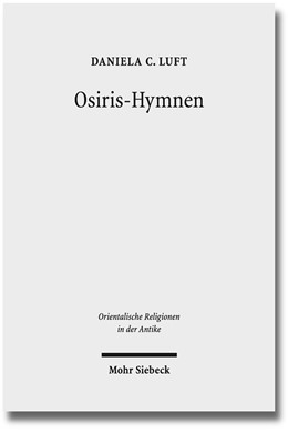 Abbildung von Luft   Osiris-Hymnen   1. Auflage   2019   30   beck-shop.de