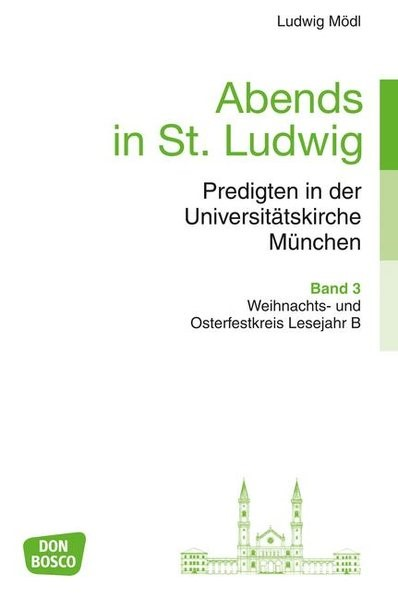 Abends in St. Ludwig Band 3, 2011 | Buch (Cover)