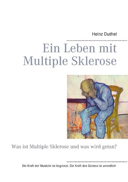 Ein Leben mit Multiple Sklerose | Duthel, 2014 | Buch (Cover)