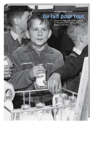 Du lait pour tous | Moser / Brodbeck, 2007 | Buch (Cover)