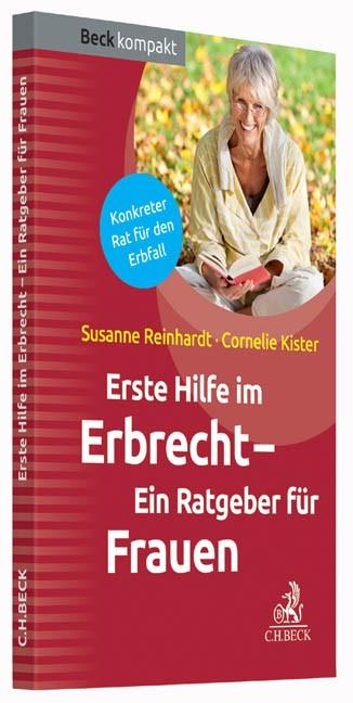 Erste Hilfe im Erbrecht | Reinhardt / Kister, 2015 | Buch (Cover)