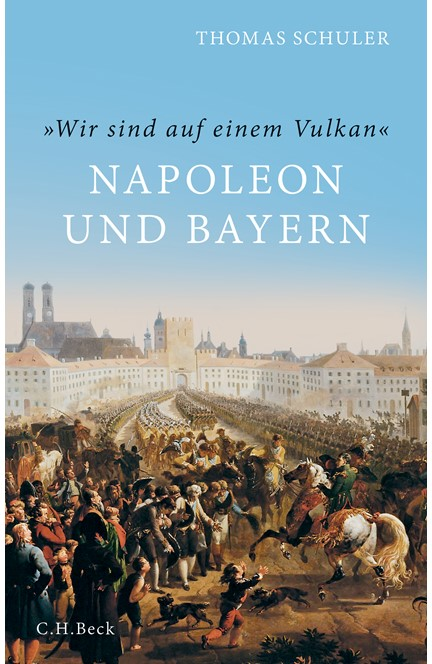 Cover: Thomas Schuler, 'Wir sind auf einem Vulkan'
