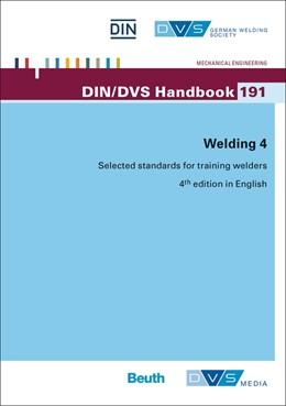 Abbildung von Welding 4 | 4. Auflage | 2014 | 191 | beck-shop.de