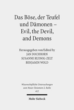 Abbildung von Dochhorn / Wold / Rudnig-Zelt | Das Böse, der Teufel und Dämonen - Evil, the Devil, and Demons | 2016 | 412
