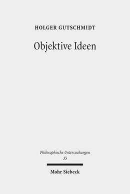Abbildung von Gutschmidt | Objektive Ideen | 1. Auflage | 2015 | 35 | beck-shop.de