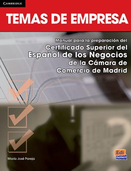 Abbildung von Pareja López | Temas de empresa | 1. Auflage | 2014 | beck-shop.de