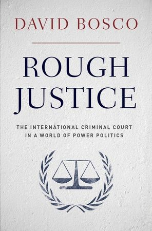 Rough Justice | Bosco, 2017 | Buch (Cover)