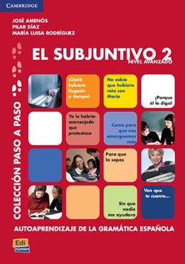Abbildung von Díaz Ballesteros / Amenós Pons | El subjuntivo 2 | 1. Auflage | 2014 | beck-shop.de