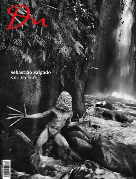 Du851 - das Kulturmagazin. Sebastiao Salgado, 2015 | Buch (Cover)