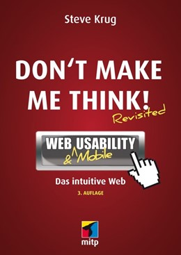 Abbildung von Krug | Don't make me think! | 3. Auflage | 2014 | beck-shop.de