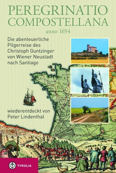 Peregrinatio Compostellana anno 1654 | Lindenthal, 2014 | Buch (Cover)