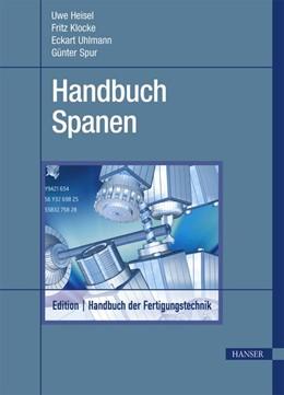 Abbildung von Spur   Handbuch Spanen   1. Auflage   2014   beck-shop.de