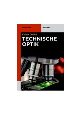 Abbildung von Dohlus | Technische Optik | 2015
