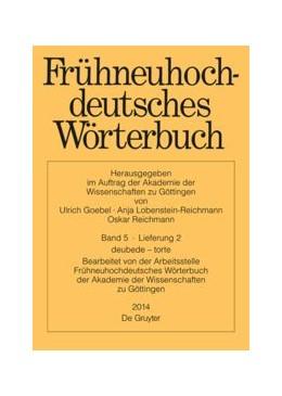 Abbildung von deubede – torte | 1. Auflage | 2014 | beck-shop.de