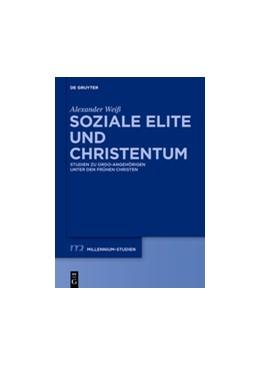 Abbildung von Weiß | Soziale Elite und Christentum | 2015 | Studien zu ordo-Angehörigen un... | 52